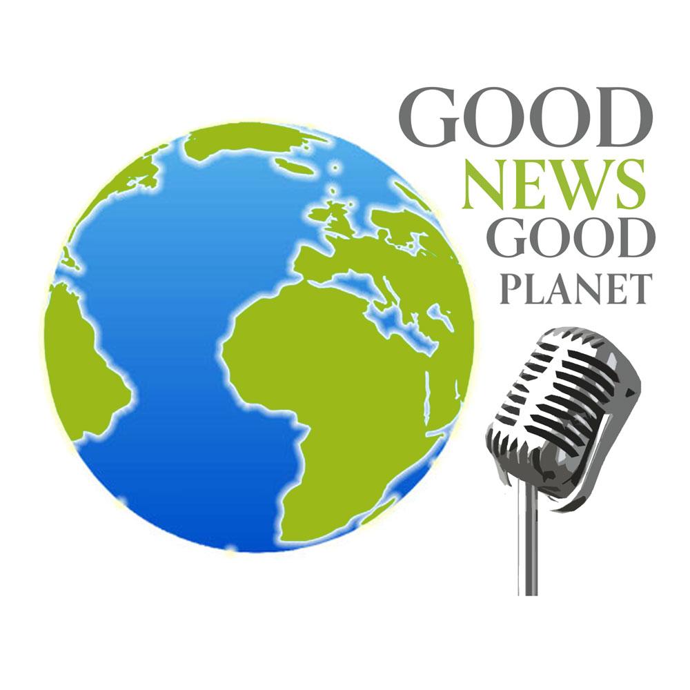 Good News Good Planet Radio Logo